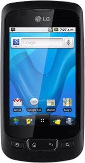 LG Optimus One (P500)